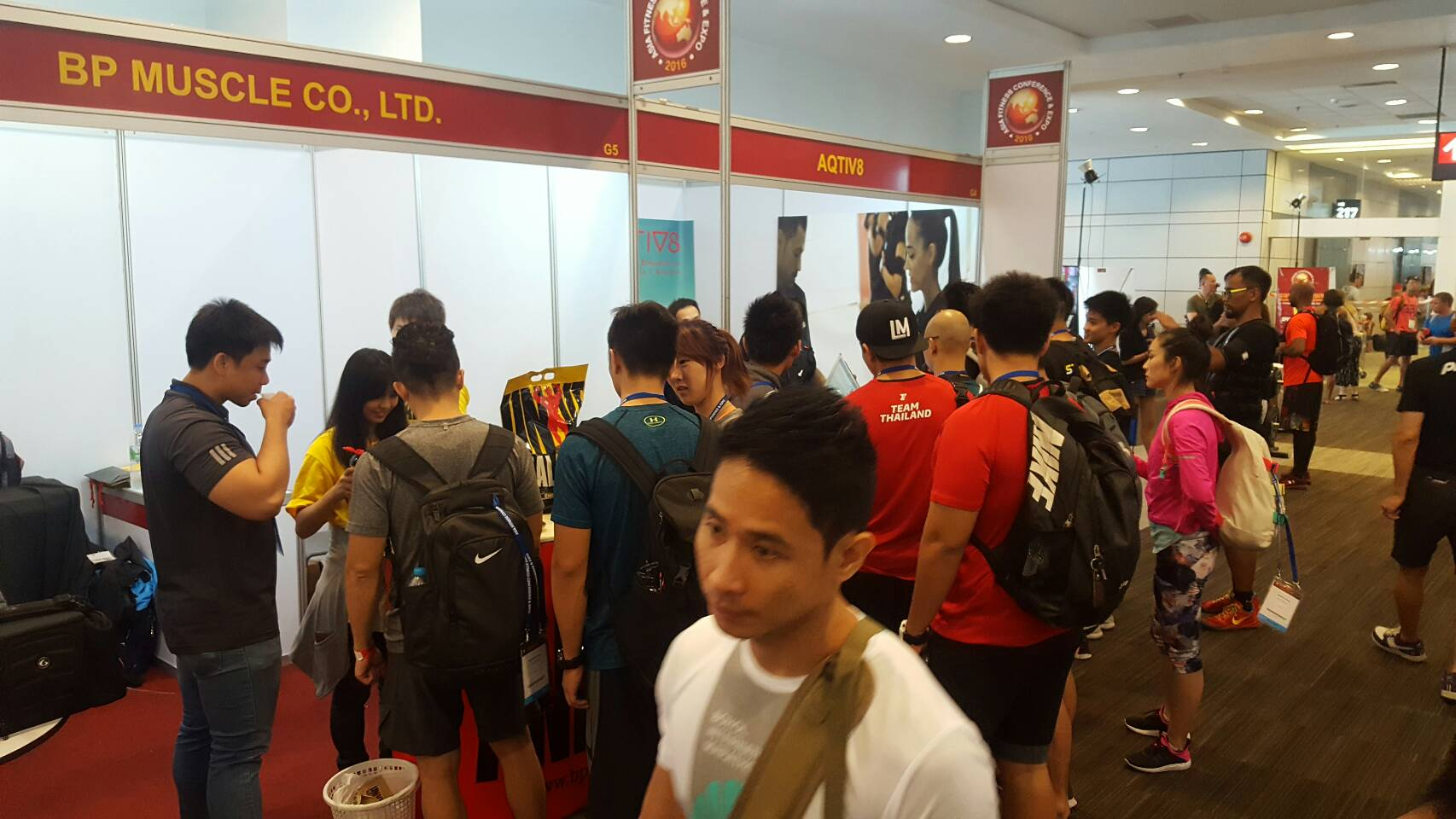 ASIA FITNESS CONFERENCE & EXPO 2016