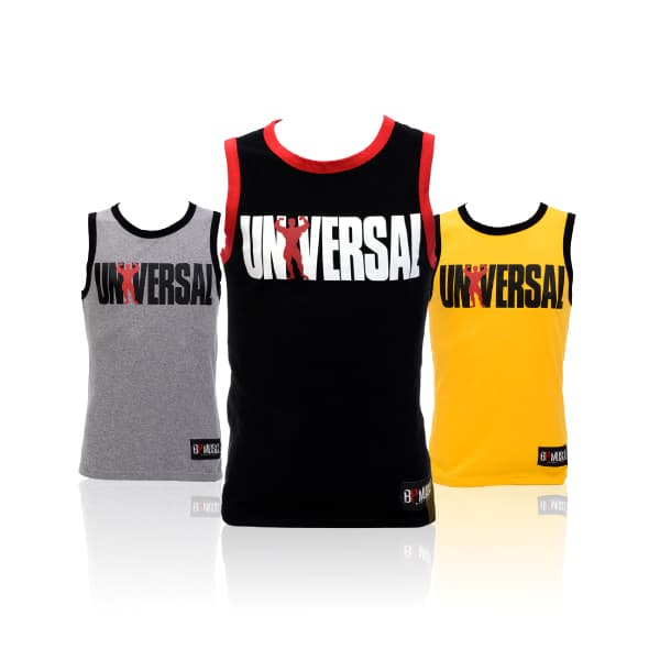 Signature Universal Custom Sleeveless