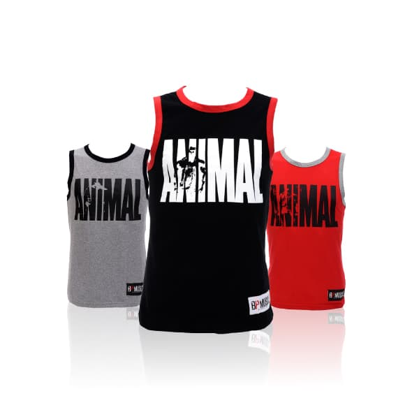 Signature Animal Custom Sleeveless