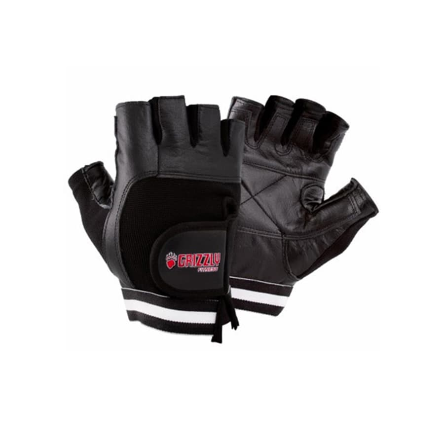 Grizzly Paws Training Gloves Black&White
