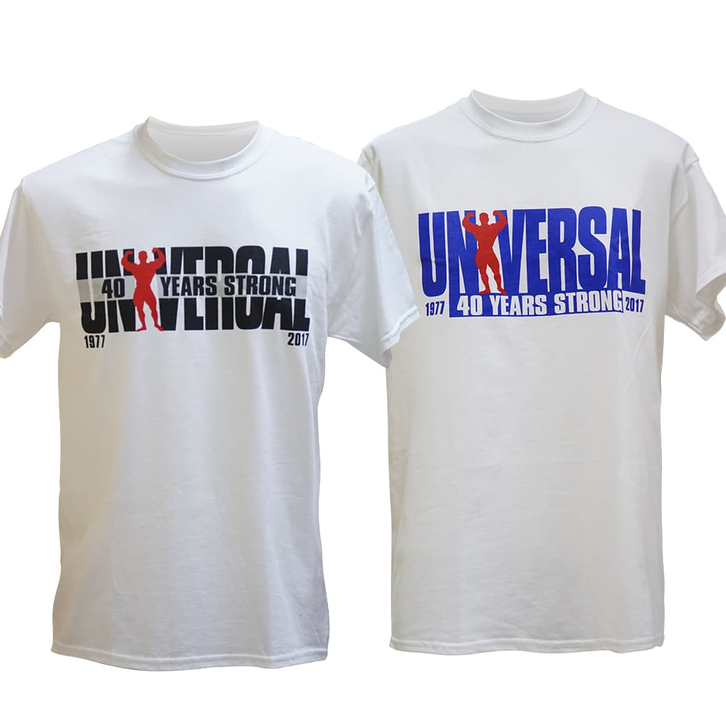 Universal 40th T-Shirt Limited Edition